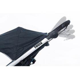 Thule Glide Sportbuggy 1 Sitzer dunkelgrau/thule blau
